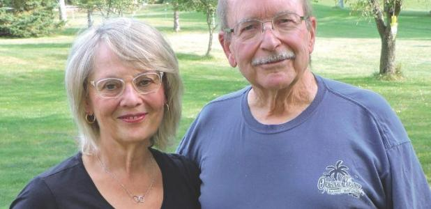 Terry and Peg Meyers