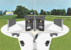 The proposed Blooming Prairie Veterans Memorial would recognize all men and women who have served, or will serve, in the United States Armed Forces.  Submitted photo. <!--break-->